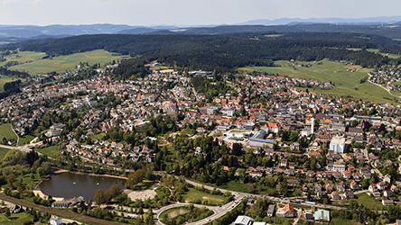 St. Georgen im Schwarzwald Kaltwintergarten